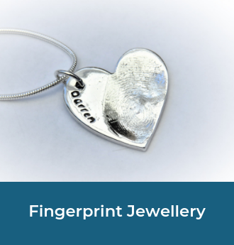 fingerprint jewelllery